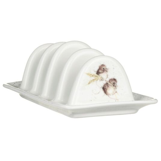 Mice Toast Rack from Royal Worcester