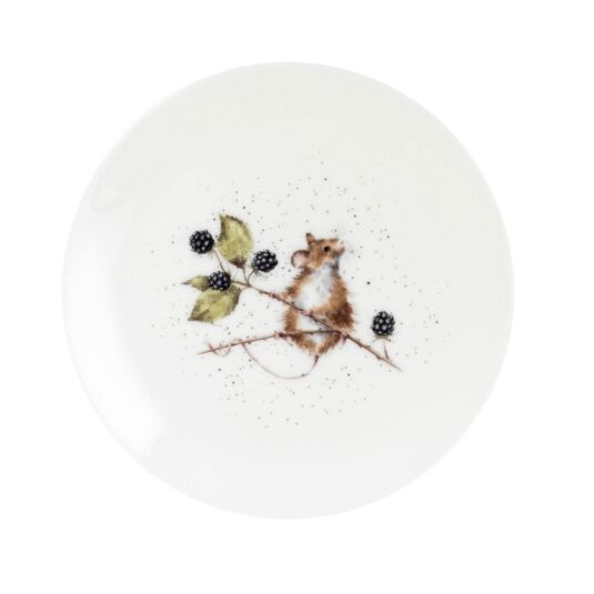 Mouse 8 Inch Coupe Plate from Royal Worcester
