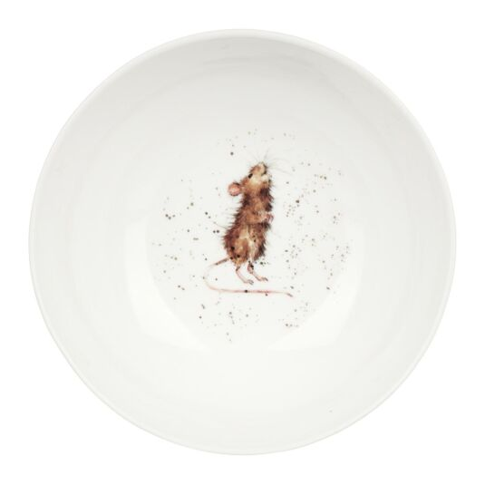 Mouse 6 Inch Bowl from Royal Worcester