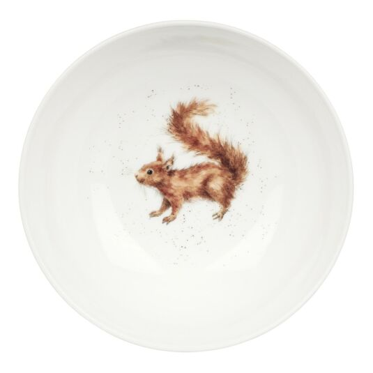Squirrel 6 Inch Bowl from Royal Worcester