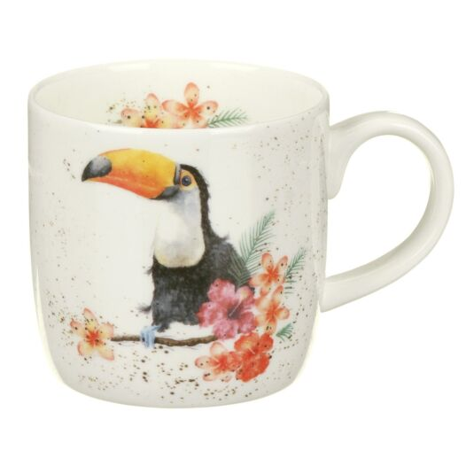 Toucan Mug from Royal Worcester
