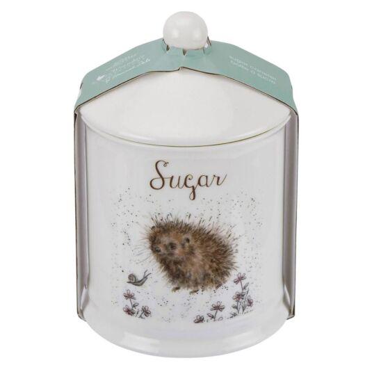 Hedgehog Sugar Canister From Royal Worcester