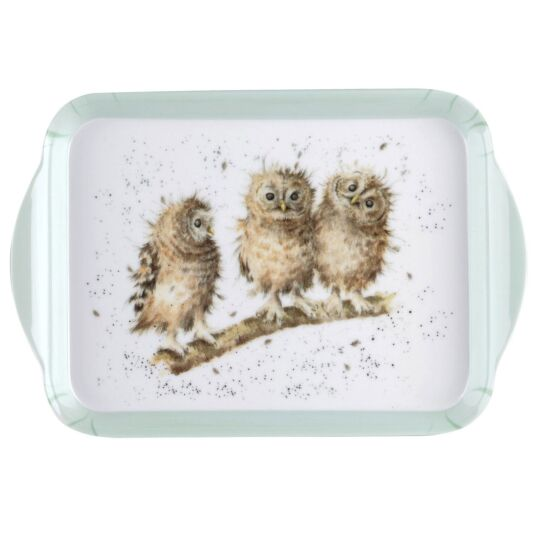Owl Scatter Tray