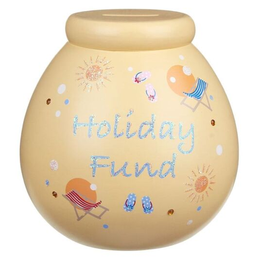 Holiday Fund Large Money Pot