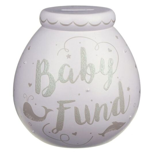 Baby Fund Large Money Pot