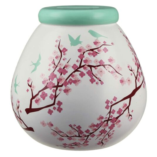 Blossom Money Pot