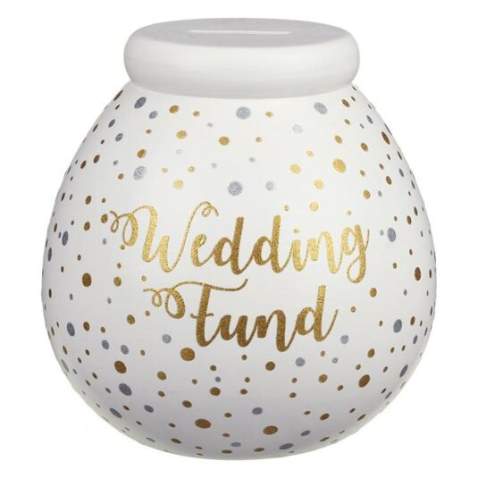 Wedding Fund Large Money Pot