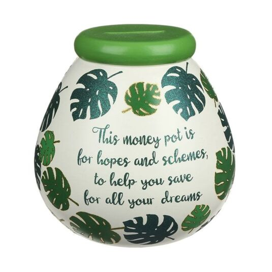 Forest Money Pot