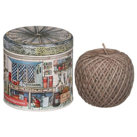 Potting Shed String Tin