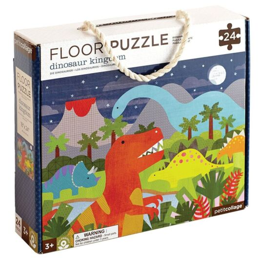 Floor Puzzle – Dinosaur Kingdom