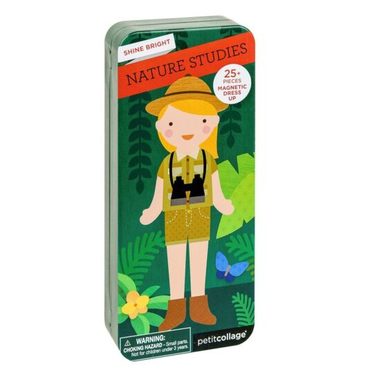 Nature Studies Magnetic Dress Up