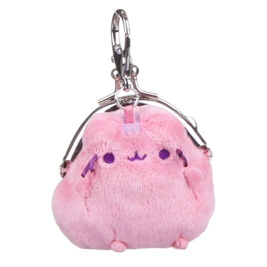 Pastel Pink Coin Purse