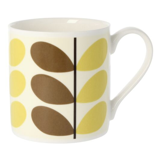 Multi Stem Nutmeg Large Mug