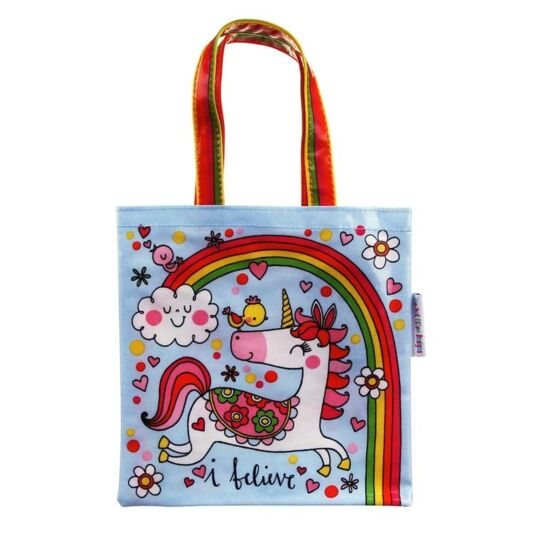 Mini Unicorn Tote Bag