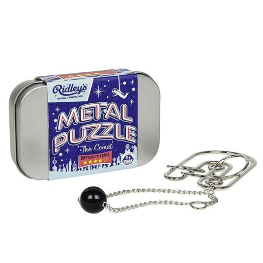 Ridley's The Comet Metal Puzzle