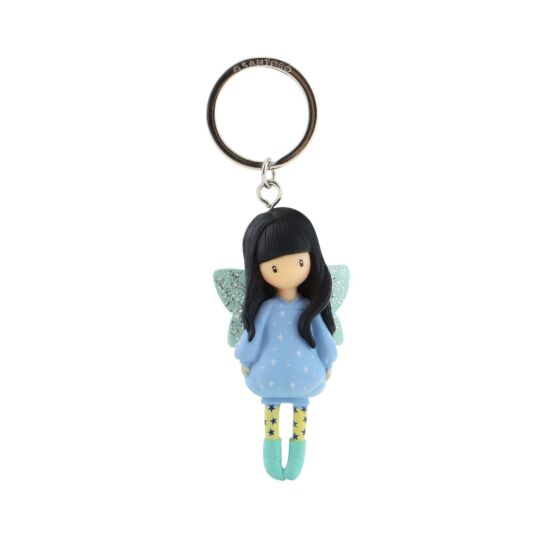 Bubble Fairy Moulded Keyring