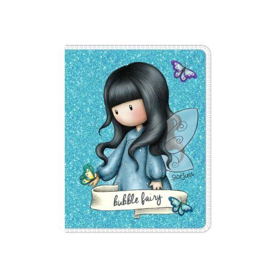 Bubble Fairy Mini Glitter Notebook