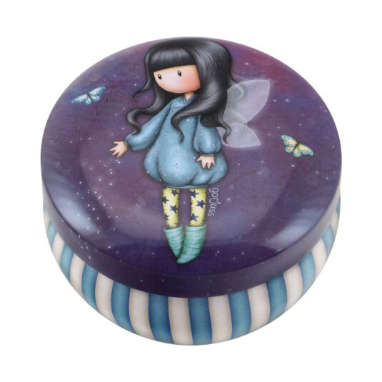 Bubble Fairy Trinket Tin