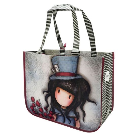 The Hatter Woven Shopper Bag