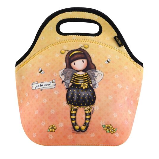 Bee-Loved Neoprene Lunch Bag