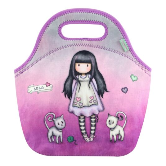 Tall Tails Neoprene Lunch Bag
