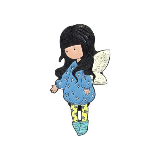Bubble Fairy Enamel Pin