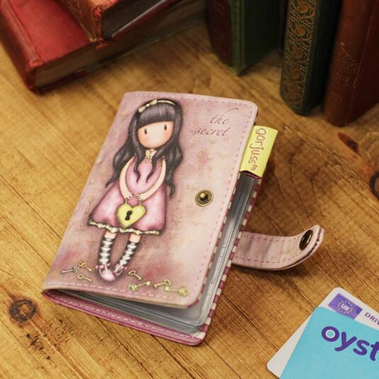 The Secret Card Holder