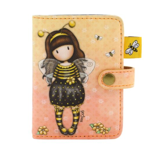 Bee-Loved Card Holder