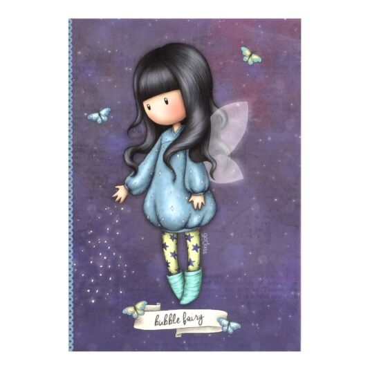 Bubble Fairy Clip Pad Stationery Set