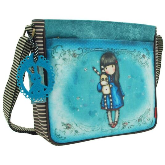 Hush Little Bunny Coated Cross Body Bag
