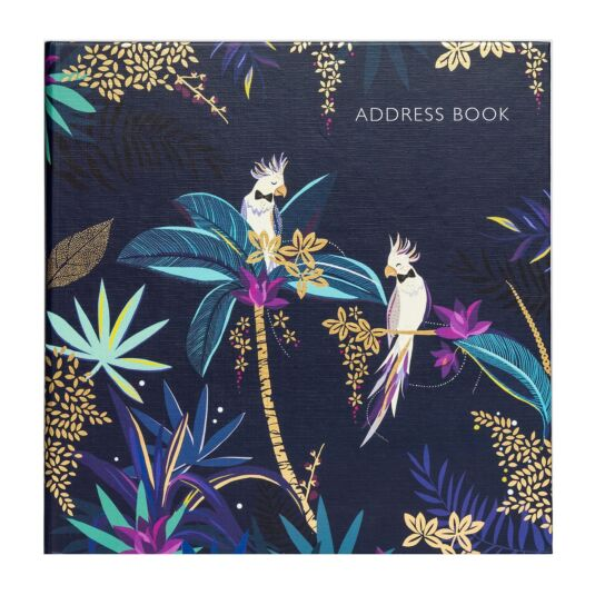 Tahiti Cockatoo Address Book