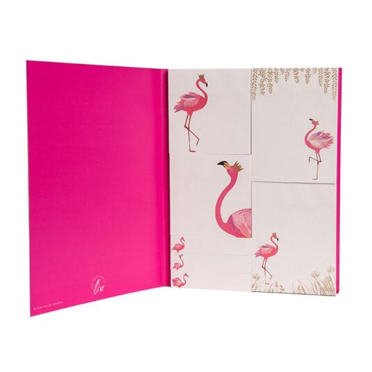 Flamingo Sticky Notes