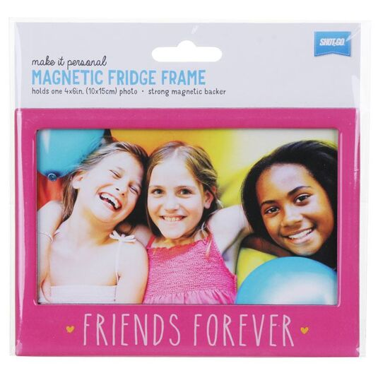 'Friends Forever' Fridge Frame