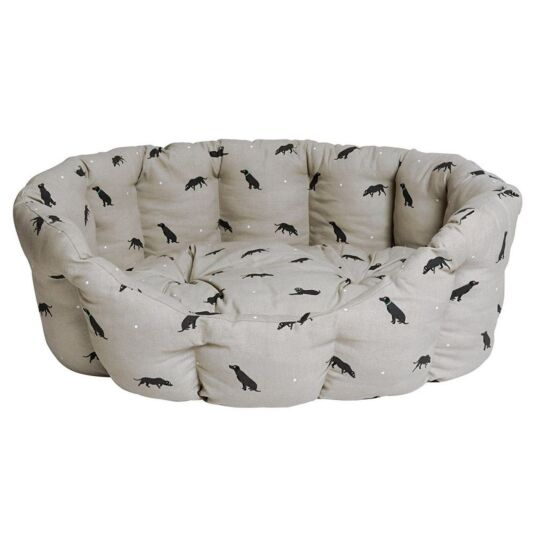 Labrador Cosy Dog Bed - Large