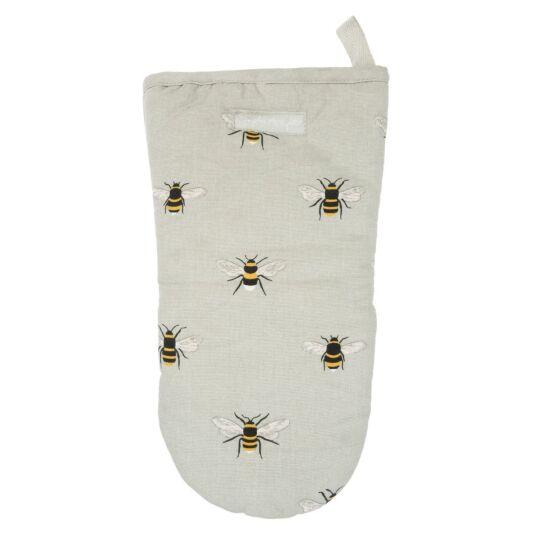 Bees Oven Mitt