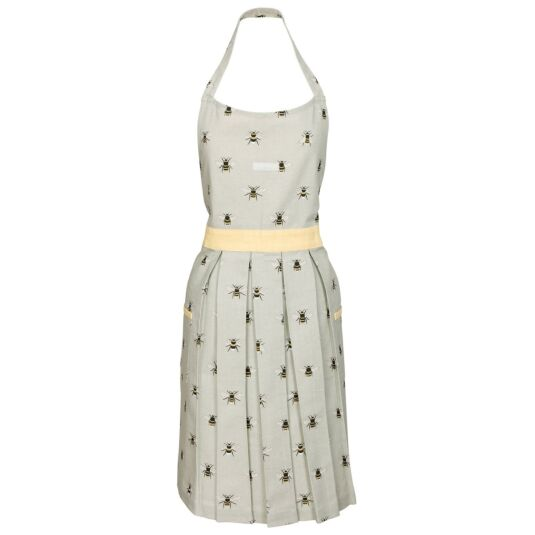 Bees Vintage Style Adult Apron