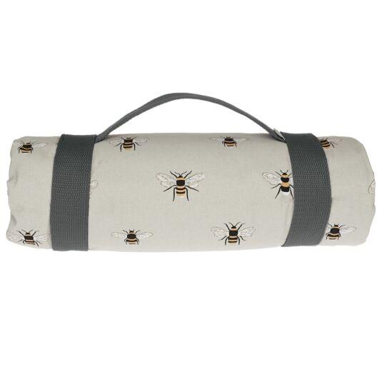 Bees Picnic Blanket