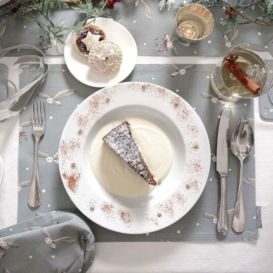 Sophie Allport Night Owl Fabric Placemat Temptation Gifts