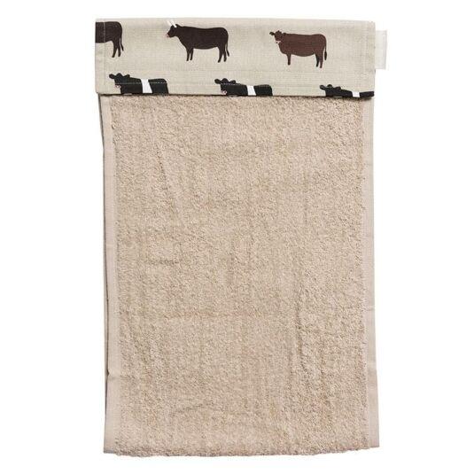 Cows Roller Hand Towel
