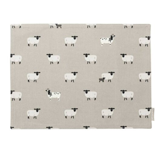 Sheep Fabric Placemat