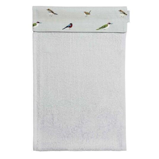 Garden Birds Roller Hand Towel