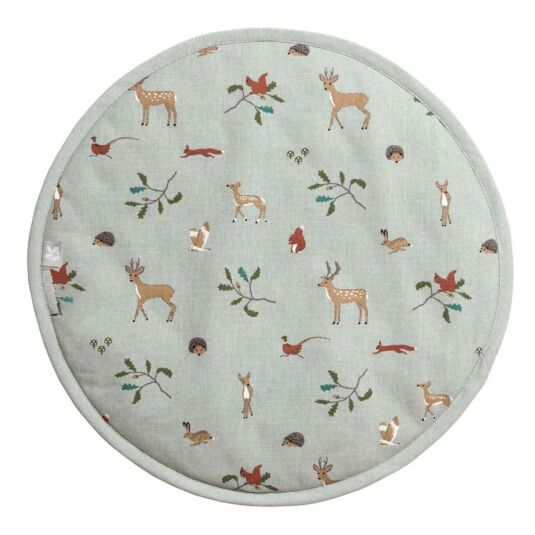 National Trust Woodland Circular Hob Cover