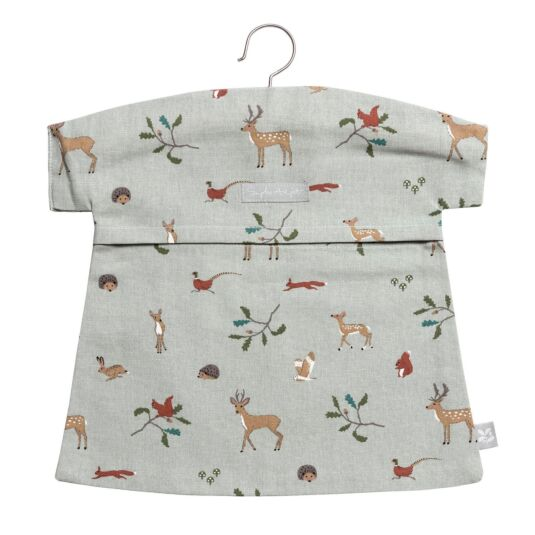 National Trust Woodland Peg Bag