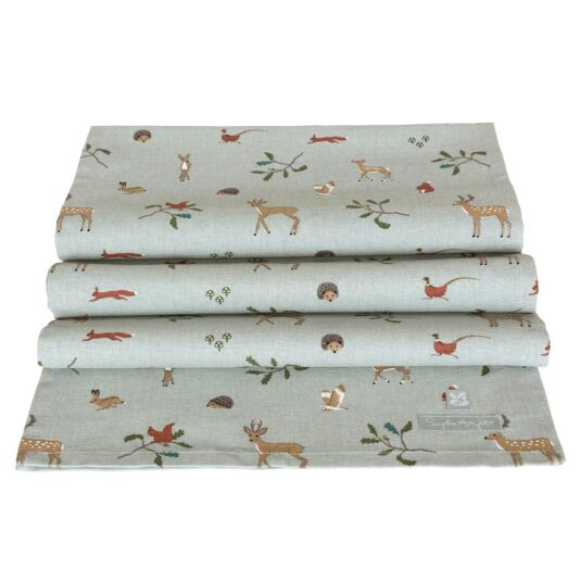 National Trust Woodland Table Runner