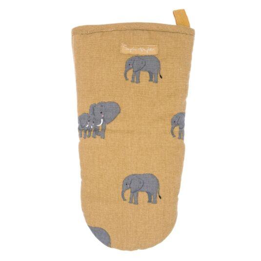 ZSL Elephant Oven Mitt