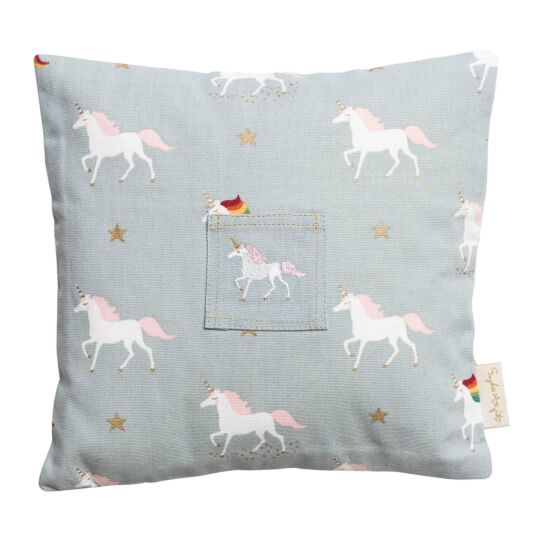 Unicorns Tooth Fairy Cushion
