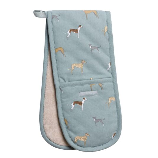 Speedy Dogs Double Oven Glove