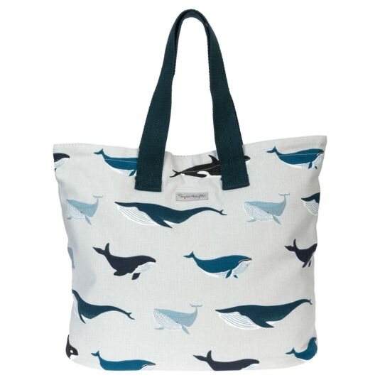Whales Everyday Bag