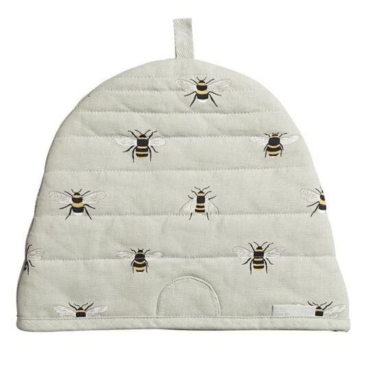 Bees Beehive Tea Cosy