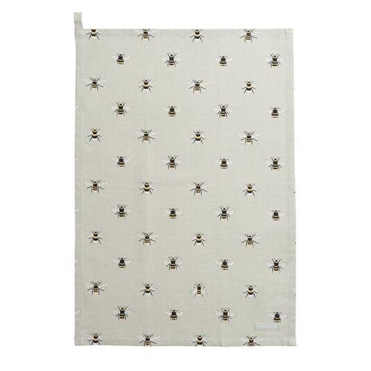 Bees Tea Towel
